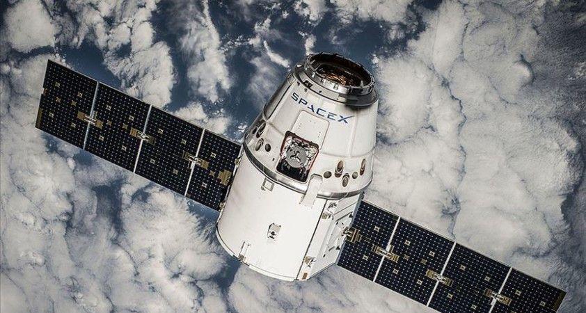 SpaceX 60 internet uydusunu uzaya fırlattı