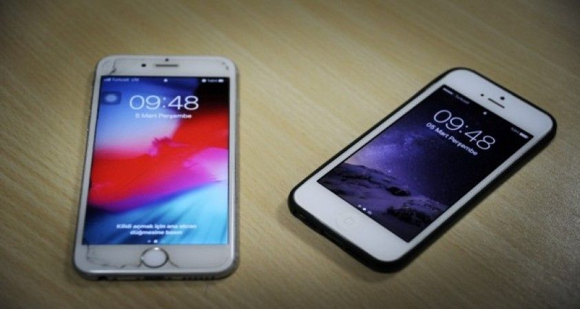 Eski model Iphone kullanıcıları performans yavaşlamasından şikayetçi