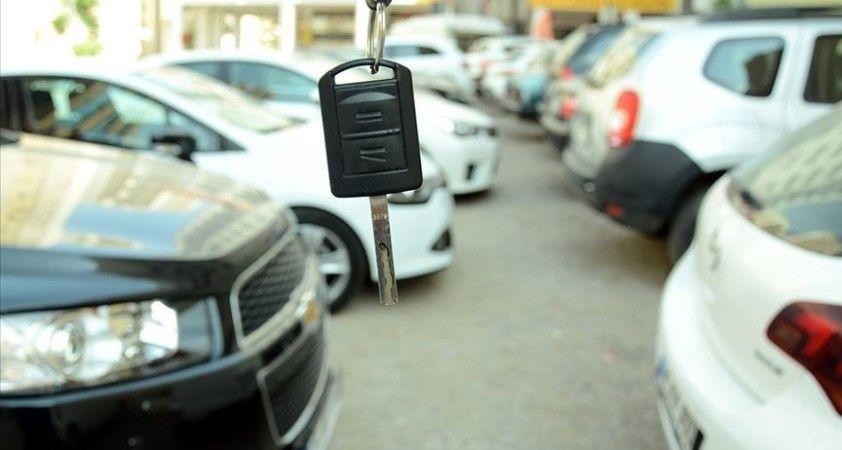 İkinci el araç satışları salgınla son 5 yılın zirvesine çıktı