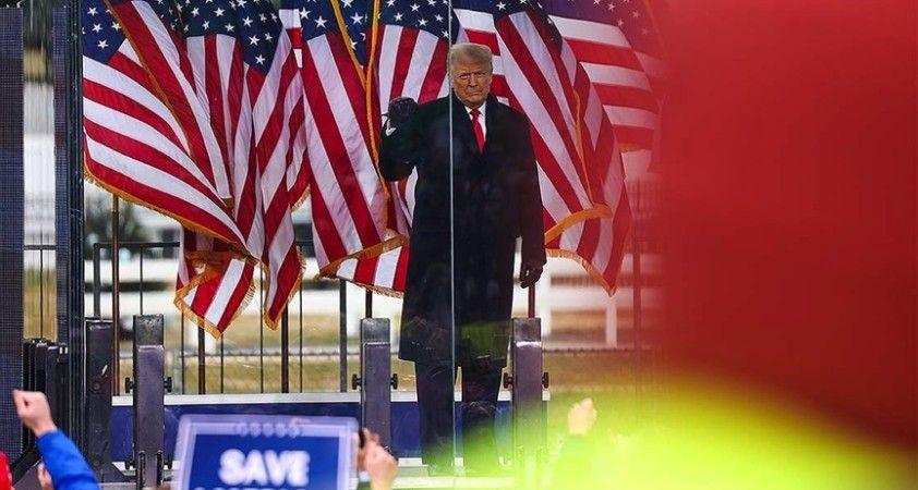 ABD'nin 45. Başkanı Trump'ın görevdeki 4 yılında iç politikada fırtınalar dinmedi
