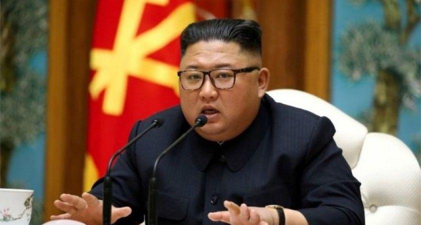 Kuzey Kore lideri Kim'den 'düşmana karşı hazırlıkları tamamlayın' çağrısı