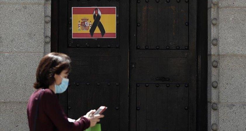 İspanya'da Kovid-19 kaynaklı can kaybı 24 bin 543'e yükseldi