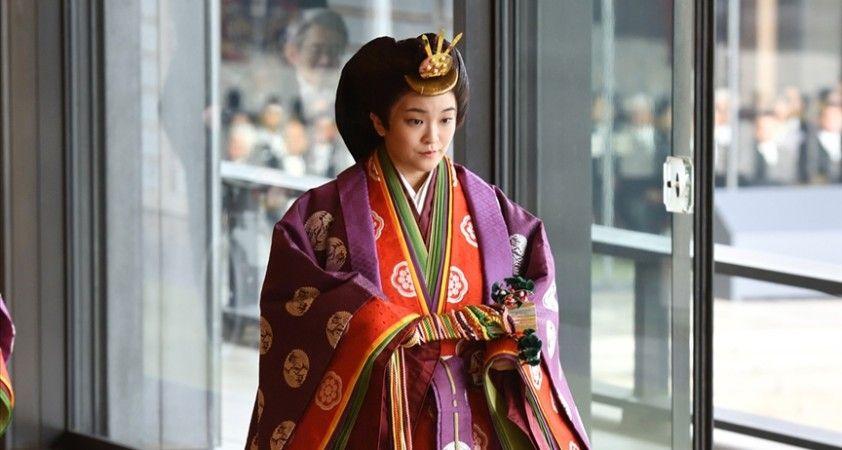 Japonya'da Prenses Mako evlendi