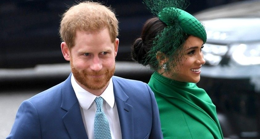 Suudi Veliaht Prens'in Meghan'a küpe hediye ettiği iddiası