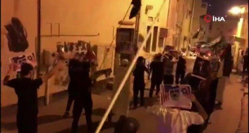 Bahreyn'de İsrail ile imzalanan normalleşme anlaşması protestoları devam ediyor