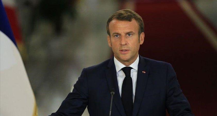 Arap Parlamentosu Macron'un Cezayir ile ilgili sözlerini kınadı