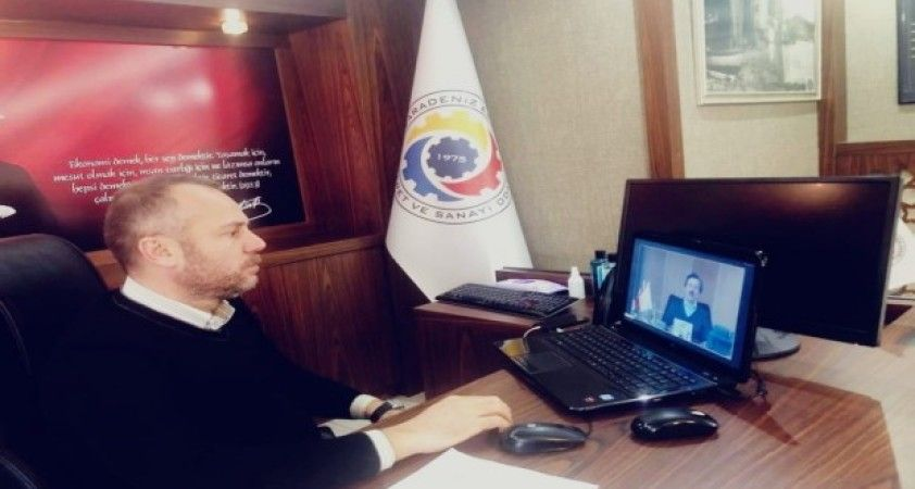 Başkan Keleş Hisarcıklıoğlu'na ekonomik durumu anlattı