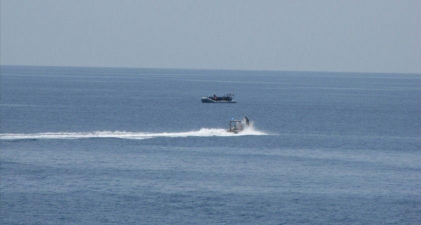 Libya sahil güvenliği Akdeniz'de 150'den fazla göçmeni yakaladı
