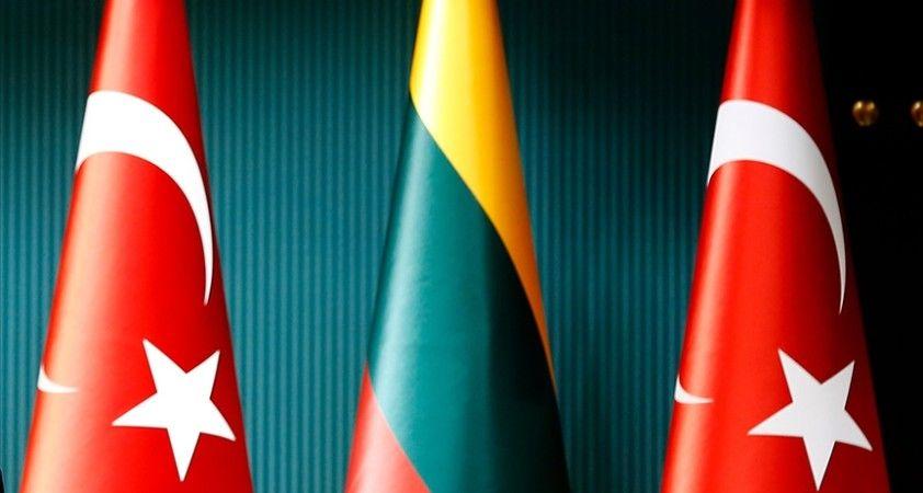Türkiye-Litvanya ticaret hacminde hedef 1 milyar dolar