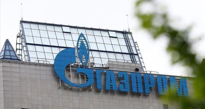 Gazprom 'Kuzey Akım 2'nin iptal edilme riski'nin bulunduğunu bildirdi