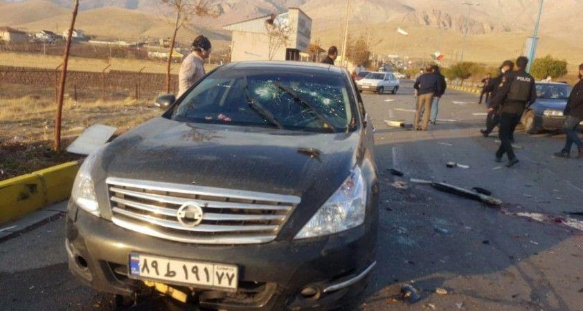 İran'ın nükleer programının mimarlarından Muhsin Fahrizade suikasta uğradı