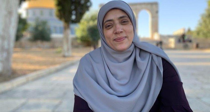 İsrail polisi, Filistinli aktivisti gözaltına aldı