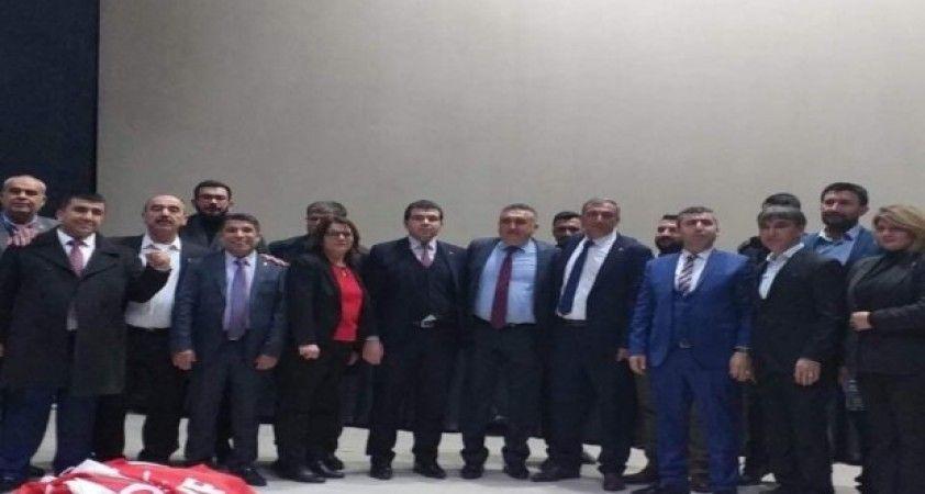 CHP Kozan İlçe Başkanlığı Olağan Kongresi gerçekleştirildi