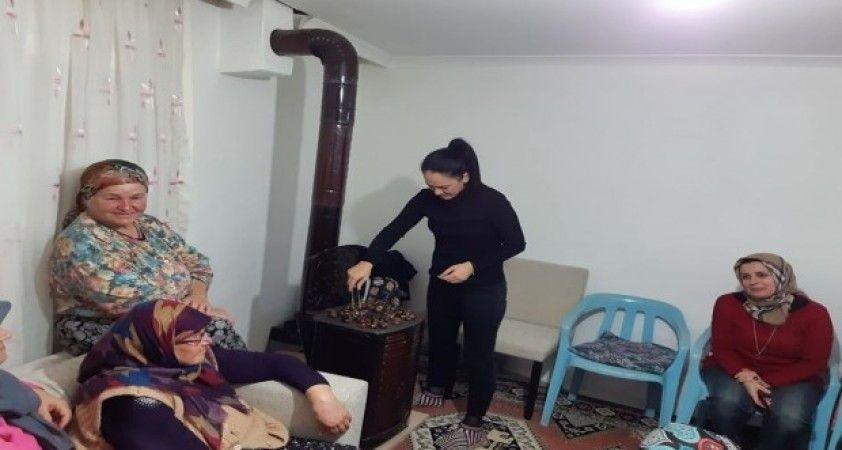 Kestaneler AK Parti'li kadınlardan