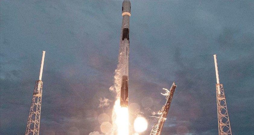 SpaceX Arjantin'e ait yer gözlem uydusunu uzaya gönderdi