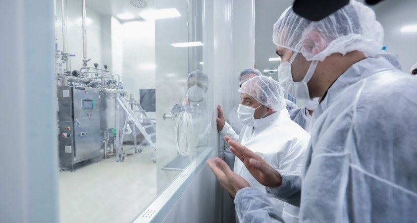 Yerli aşı üretiminde önemli gelişme