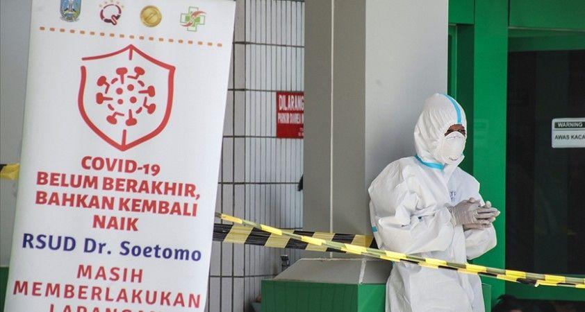 Endonezya, vaka sayılarındaki son artışların ardından Kovid-19'un Asya'daki yeni merkez üssü oldu