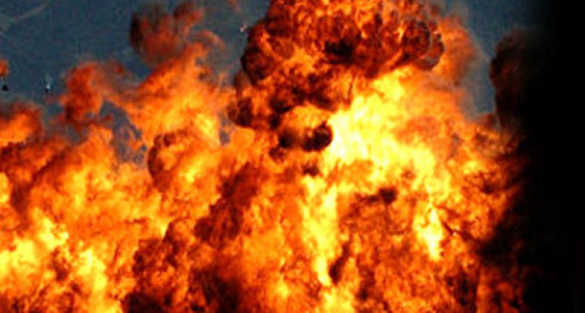 Şam'da askeri personeli taşıyan otobüsün geçişi sırasında patlama: 13 ölü