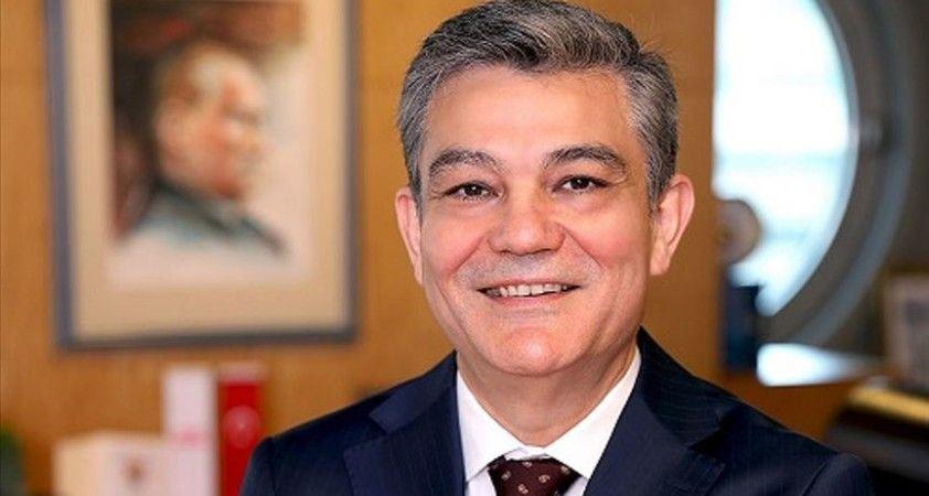 Türkiye Sigorta Başkanı Benli: Türkiye Sigorta 36 bölgede 2 bin 600 çalışanıyla lider bir sigorta şirketi olarak başladı