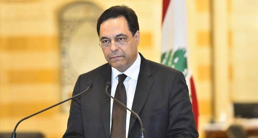 Lübnan Başbakanı Diyab: Lübnan çöküşün ardından patlamanın eşiğine geldi