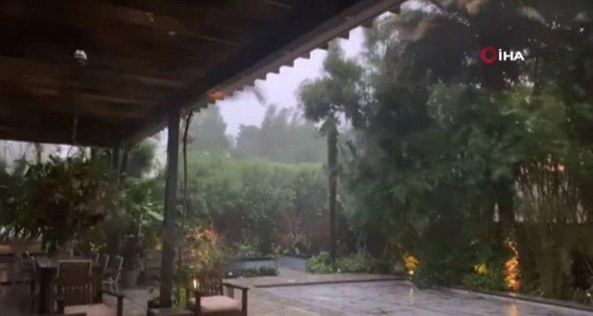ABD'de Zeta Kasırgası: 1 ölü