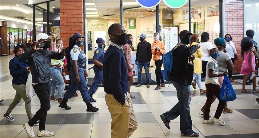 Afrika'da Kovid-19 vaka sayısı 6 milyon 455 bini aştı