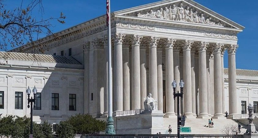 ABD Yüksek Mahkemesi, New York'taki ibadethanelere getirilen Kovid-19 kısıtlamasını iptal etti