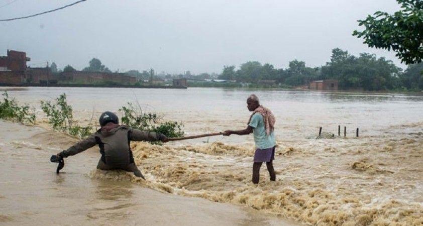 Nepal'de sel felaketi: 2 ölü, 18 kayıp
