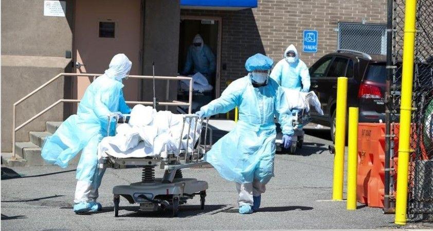 ABD'de Kovid-19 nedeniyle ölenlerin sayısı 272 bin 269'a çıktı