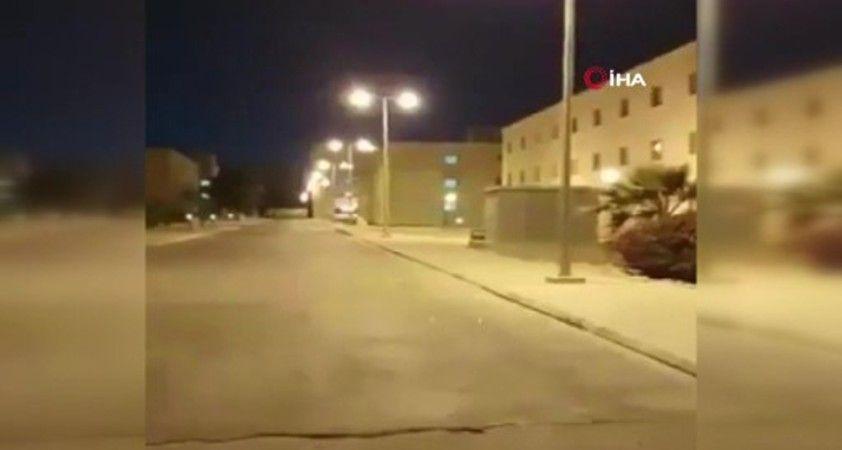 Husilerden Suudi Arabistan'a füzeli saldırı