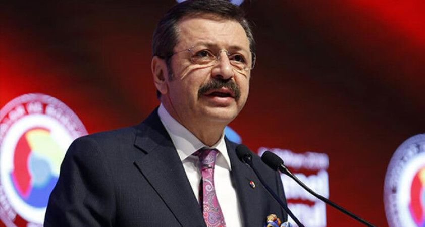 Hisarcıklıoğlu: 'Ekonomideki sorunları, diyalog ortamı ve istişare ile çözeceğimize inanıyoruz'