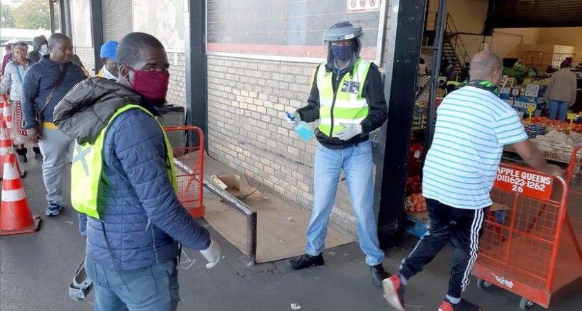 Güney Afrika'da 12 milyon kişi Kovid-19'a yakalanmış olabilir