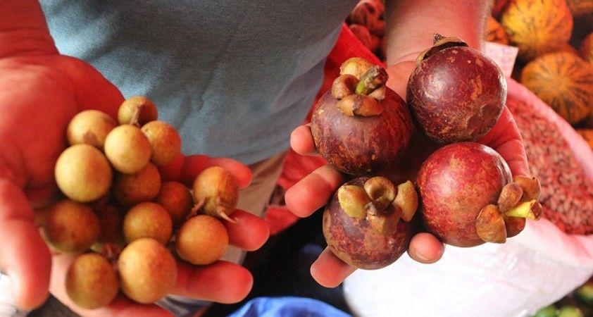 Tropik meyveler fiyatlarıyla dudak uçuklatıyor