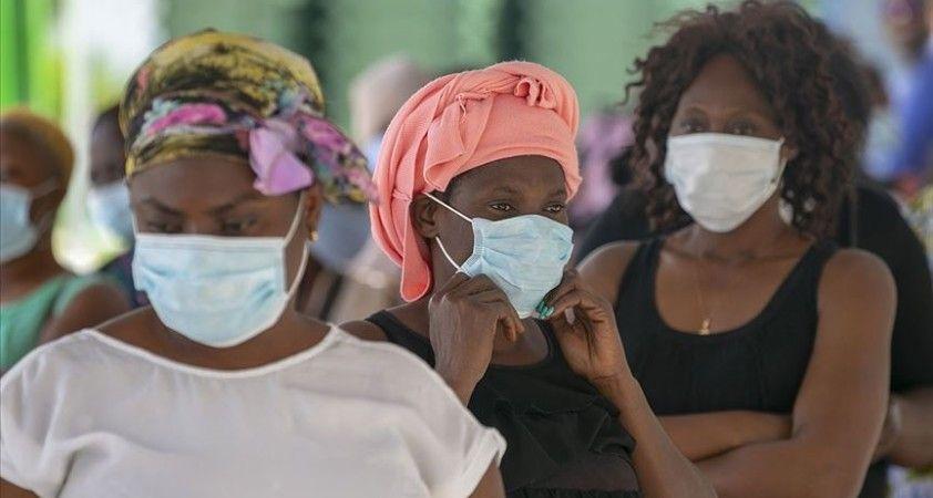 Güney Afrika Cumhuriyeti'nde Kovid-19 vaka sayısı 785 bini geçti