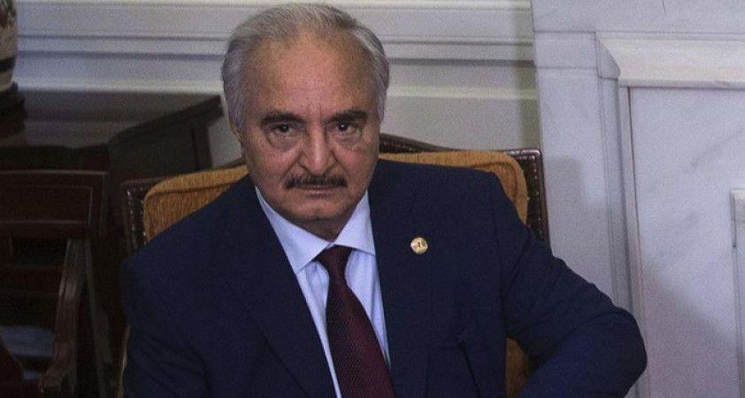 Libya ordusu: Hafter milletvekillerinin geçeceği yolu açmıyor