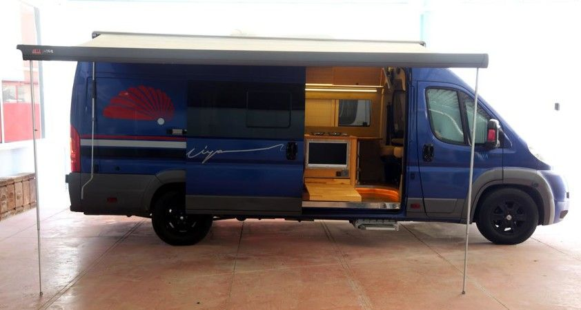 Salgında karavan tatiline talep arttı