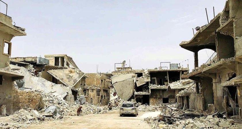Esed rejiminin İdlib'e saldırılarında 2 sivil hayatını kaybetti