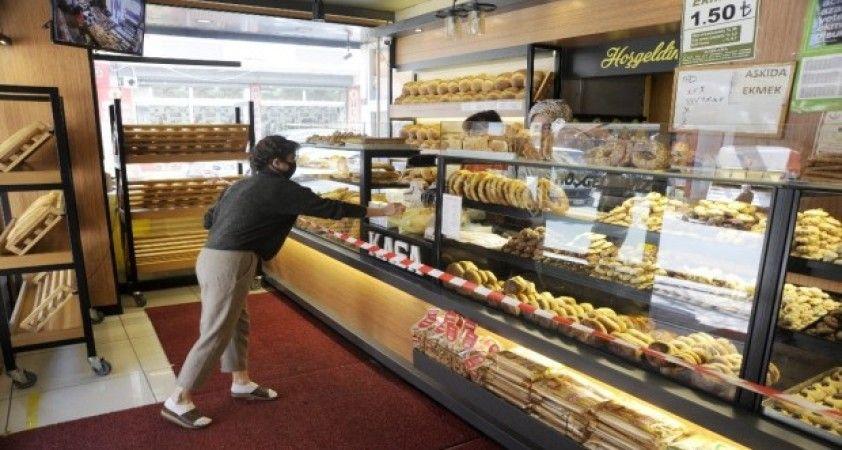 Ekmeklerini evinde yapan vatandaşlar maya satışlarını artırdı