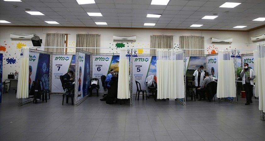 İsrail'de son 4 ayın en yüksek Kovid-19 vaka sayısı kaydedildi