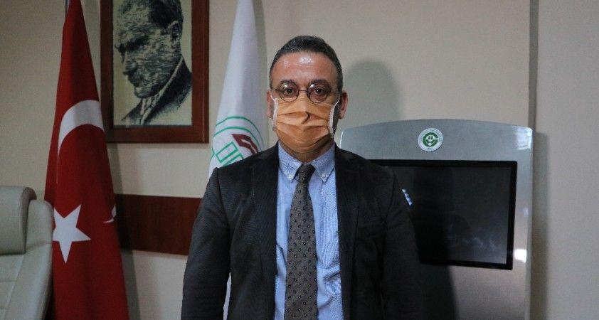 Prof. Dr. Gündüz: 'Yeni servis ve yoğun bakım hazırlığı içerisindeyiz'