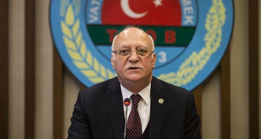 TZOB Başkanı Bayraktar: Gübre fiyatlarına acilen müdahale edilmeli