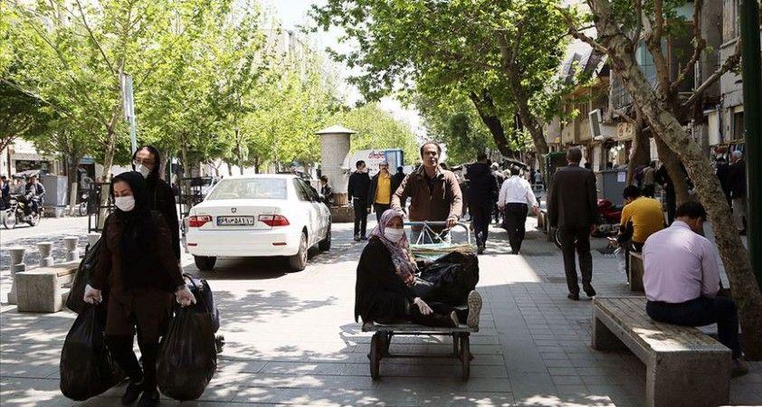 İran'da Kovid-19 nedeniyle can kaybı 6 bin 541'e yükseldi
