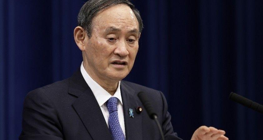 Japonya Başbakanı Suga'dan sağlık sistemi yetersizliği açıklaması