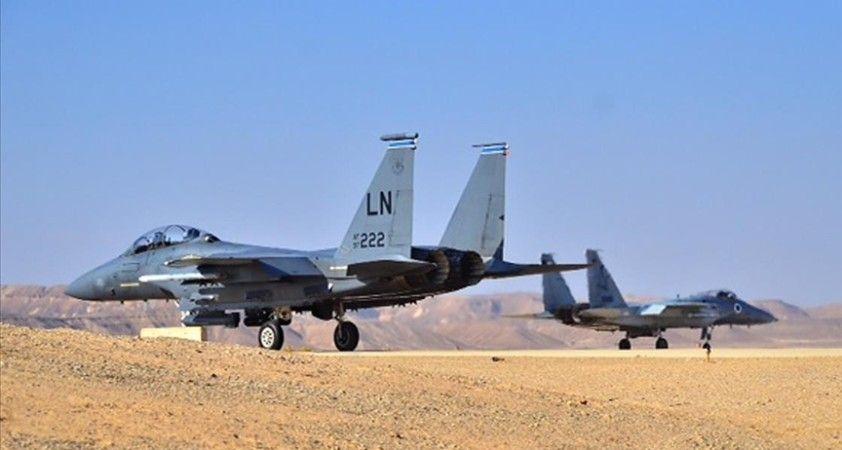 İsrail gazetesi: İsrail Hava Kuvvetleri İran'ın nükleer tesislerini vurmaya yönelik eğitime başlayacak