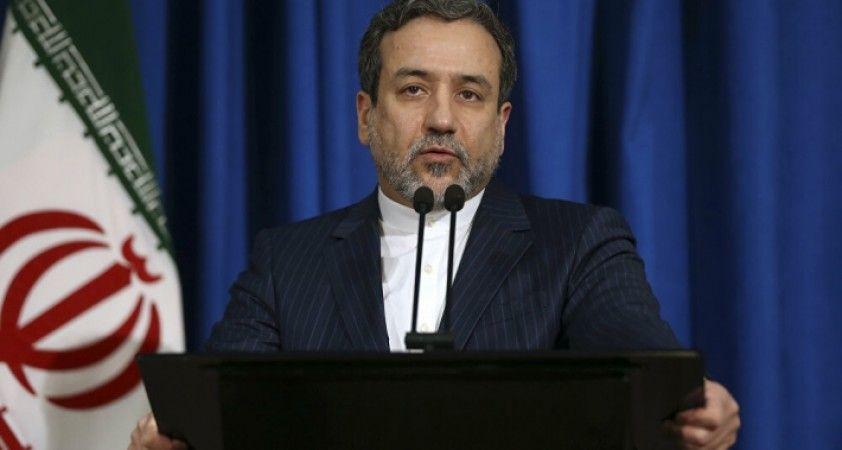 İran Dışişleri Bakan Yardımcısı Erakçi: 'Viyana görüşmelerinde ilerleme kaydettik'