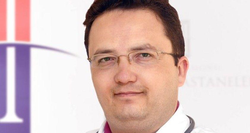 Koronavirüsü yenen doktor taburcu oldu