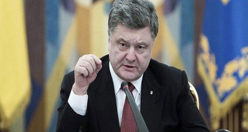 Eski Ukrayna Devlet Başkanı Poroşenko korona virüse yakalandı