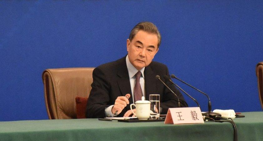 Çin Dişleri Bakanı Vang: Kovid-19 nedeniyle dava açılması hukuka aykırı