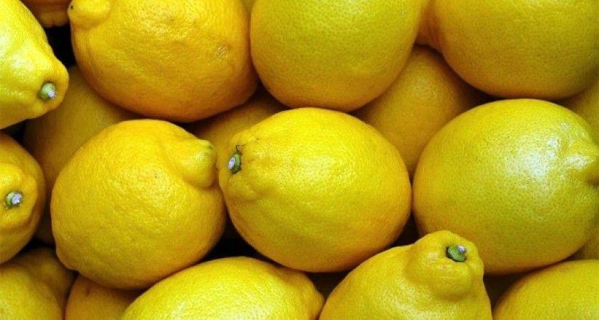 Limon fiyatlarına ihracat ayarı