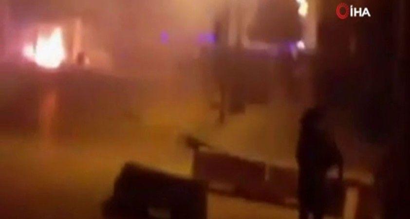 Lübnan'da protestolar 4. gününde devam ediyor: 42 yaralı